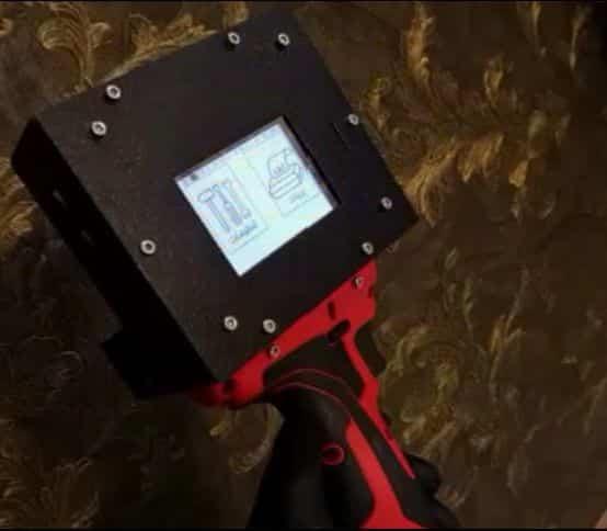 جت پرینتر پرتابل یا دستی ، دستگاهی ساده،کارامد و سبک